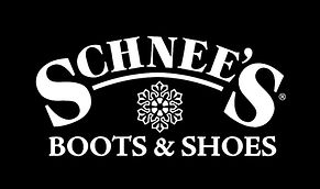 Schnees boots and shoes