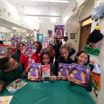 Scott Lake Elementary Book Giveaway