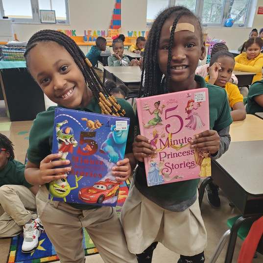 Scott Lake Elementary Book Giveaway
