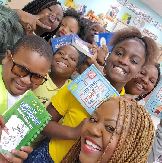 Golden Glades Elem 2020 Book Giveaway