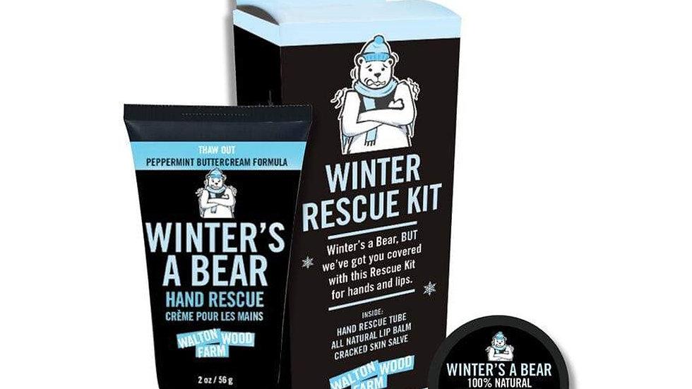 Winter Rescue Kit