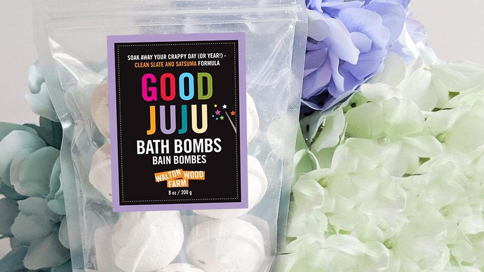 Good JUJU Bath Bomb 7-pack