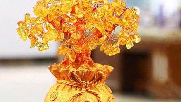 Citrine Money Tree