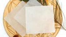 Selenite Charging Plate - Square Stone Slice - 14cm