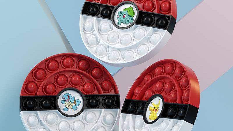 Push Pop Fidget-Fidget Sensory Toy-Poke Balls