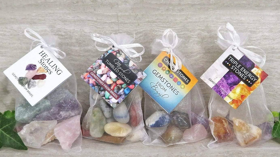 Specialty Packaged Sets -  Chakra