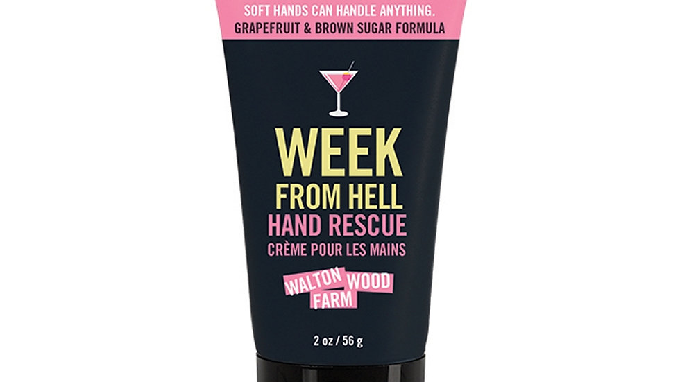 Hand Rescue Tube - Week From Hell 2 oz