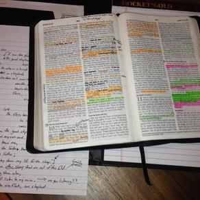 David's Last Sermon - November 17, 2019