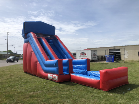 Our new inflatables are now available for rent!