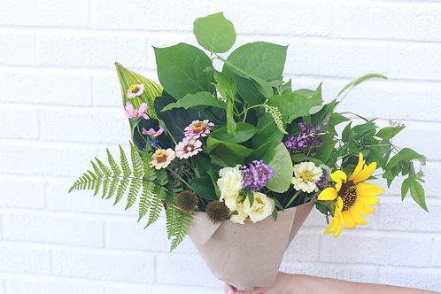 Monthly Seasonal Flower Subscription