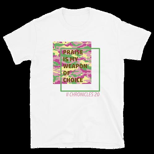 Praise Short-Sleeve Unisex T-Shirt
