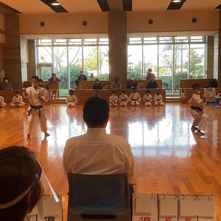 第2回市長杯空手道大会第5回刈谷市空手道選手権大会