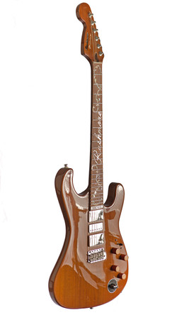 Rushmore Guitars Stratocaster