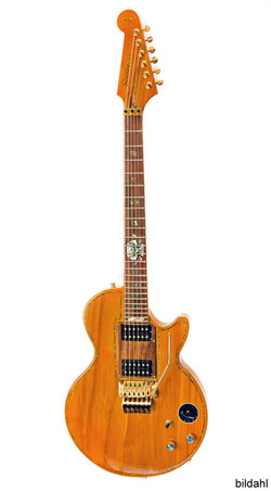 Rushmore Guitars Lotus Holy Grail