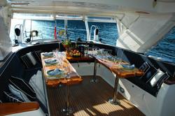 yacht table