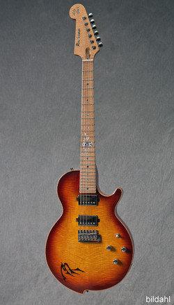 Rushmore Guitars Maple Holy Grail