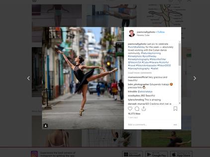 World Ballet Day 2018