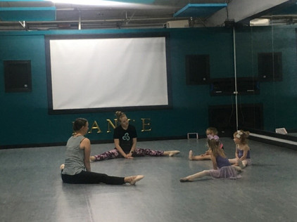 What to Expect Before Your First Class: Creative Movement