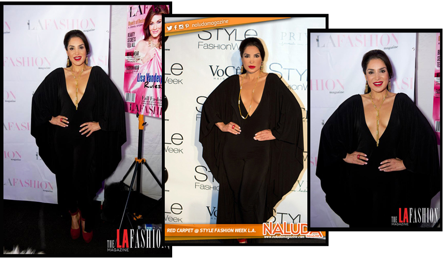 Tafreshi at Style Fashion Week LA!