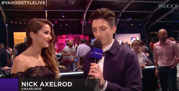 Yahoo Style Interview 2014