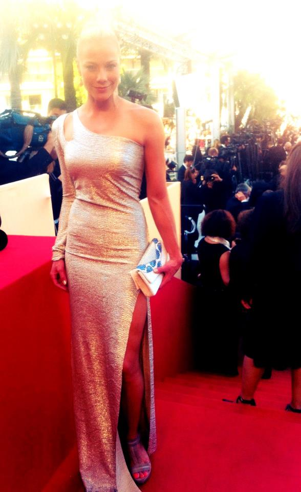 TAFRESHI at red carpet in Cannes!