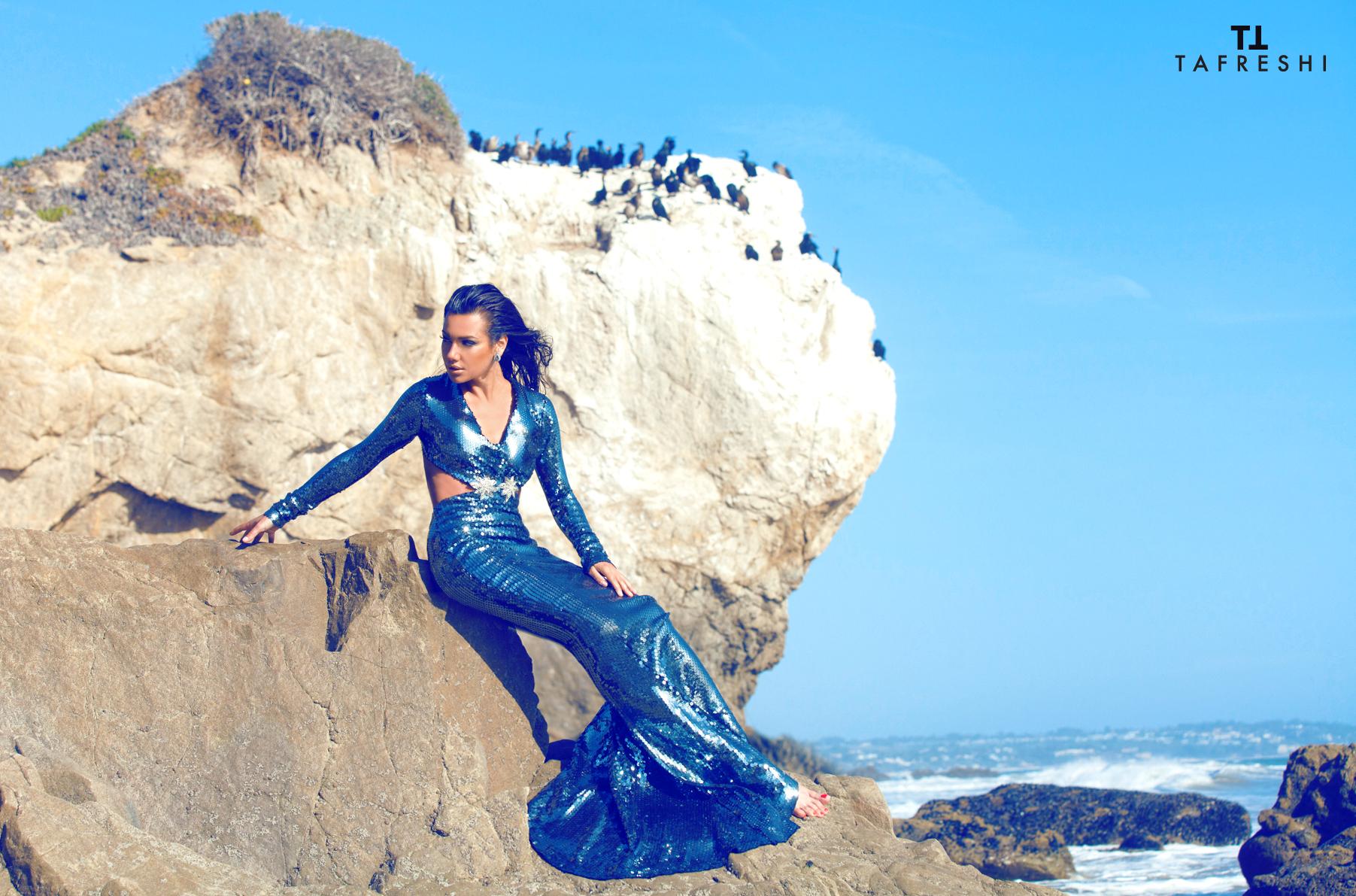 Mermaid Sequins Dress