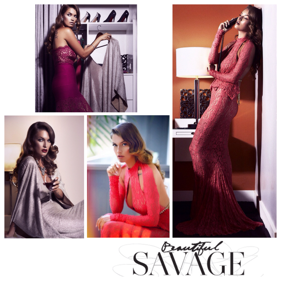 Beautiful Savage Magazine