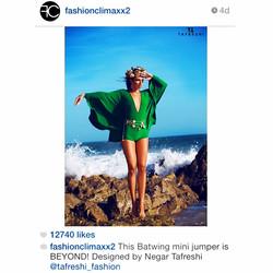 TAFRESHI featured on Fashion Climaxx