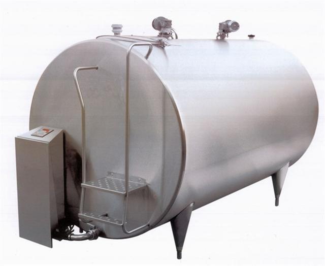 Tanque enfriador 5000 litros
