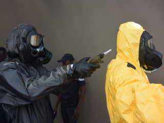 CBRNe Detection and Deterrence