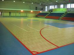 Покрытия для спортивных залов.