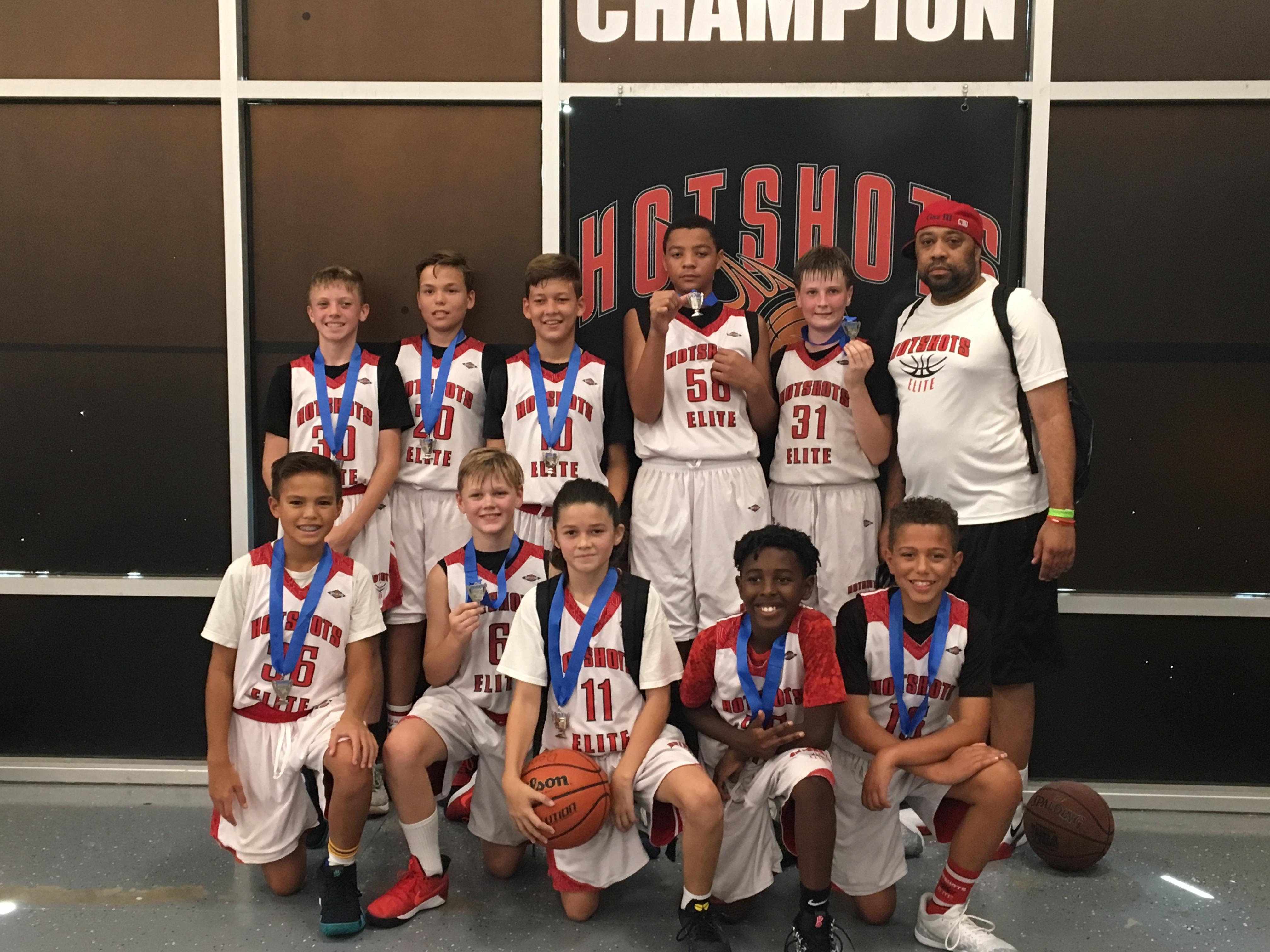 Hotshots Elite Basketball Organization