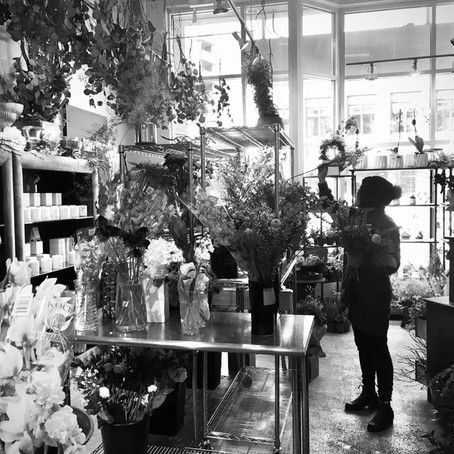 Balconi Floral Design - 14 years in the making...