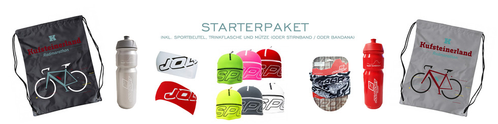 Starter package-Kufsteinerland-Radmarathon-