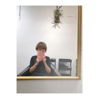 髪を切りました!