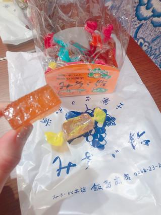 軽井沢のお土産