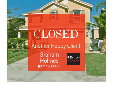 CLOSED - ANOTHER HAPPY CLIENT