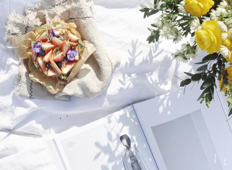 食用花的使用和保存方式