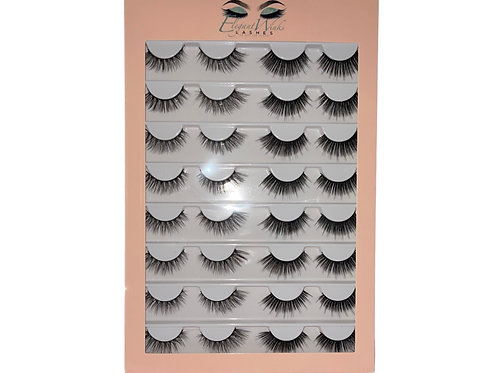 The Doll House Lash Book