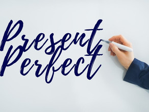 Present Perfect | English version