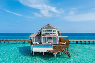 6D JW Marriott Resort & Spa, Maldives 5* FULLBOARD