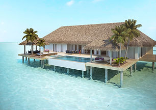 4D Baglioni Resort, Maldives