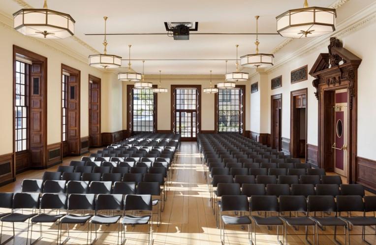 Rockefeller University Welch Hall Modernization & Restoration