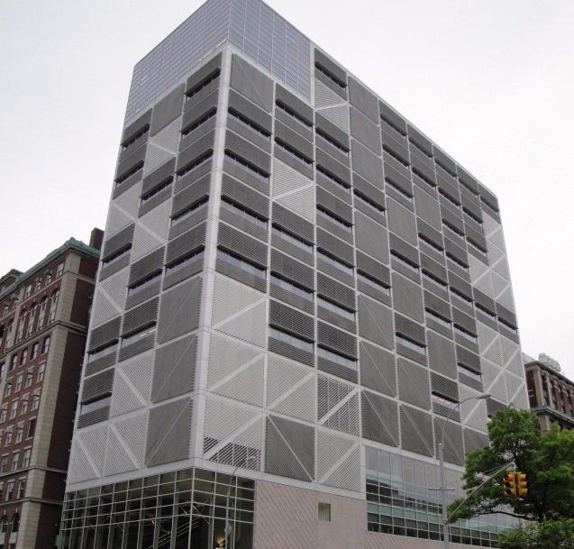 Columbia University North West Corner Building