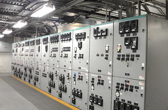 Columbia University CEPSR Transformer Upgrade