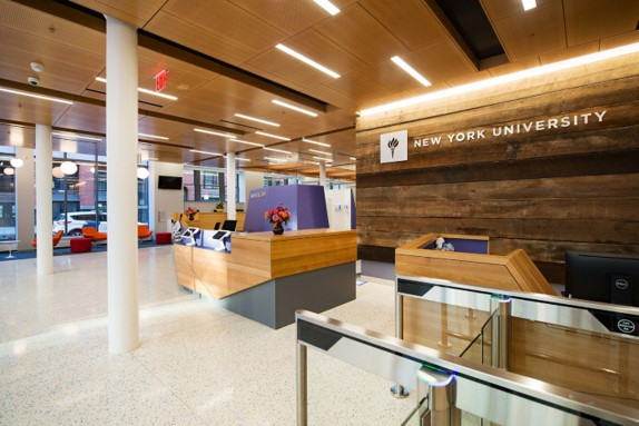 NYU Student Link and Global Services Center