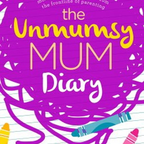 The Unmumsy Mum & The Unmumsy Mum Diary - Book Review