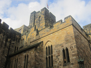The Sanctuary At The Castle, Northumberland
