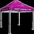standard 10ft tent