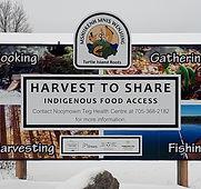 Noojmowin teg Harvest to Share highway b